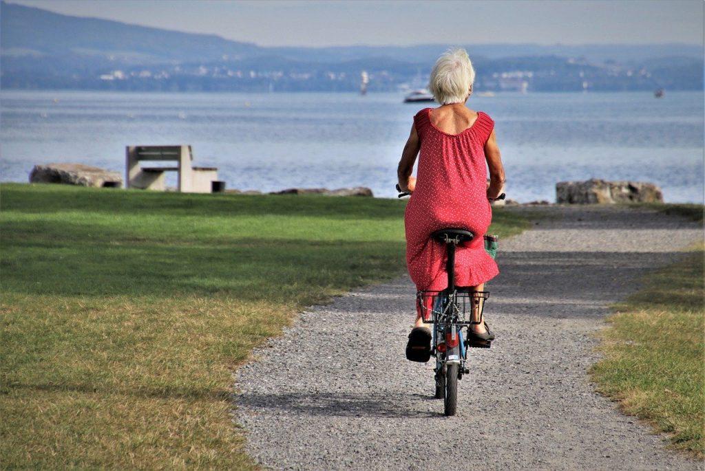 fiets op afbetaling
