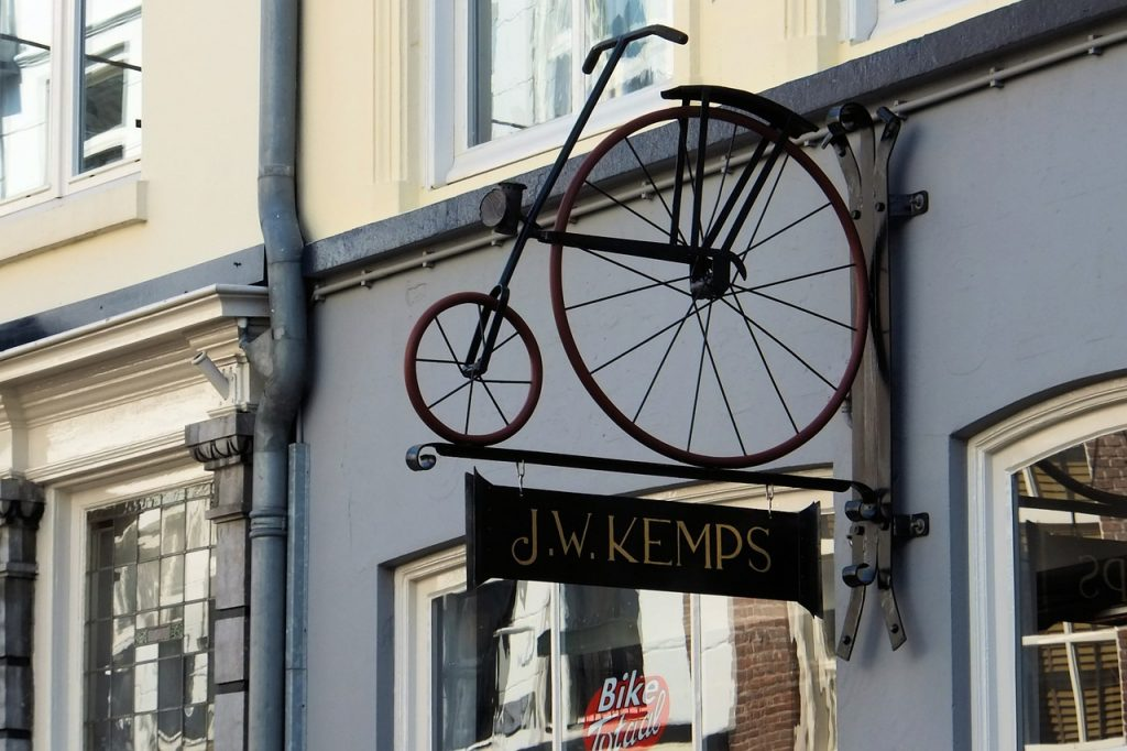 lease fiets zonder bkr