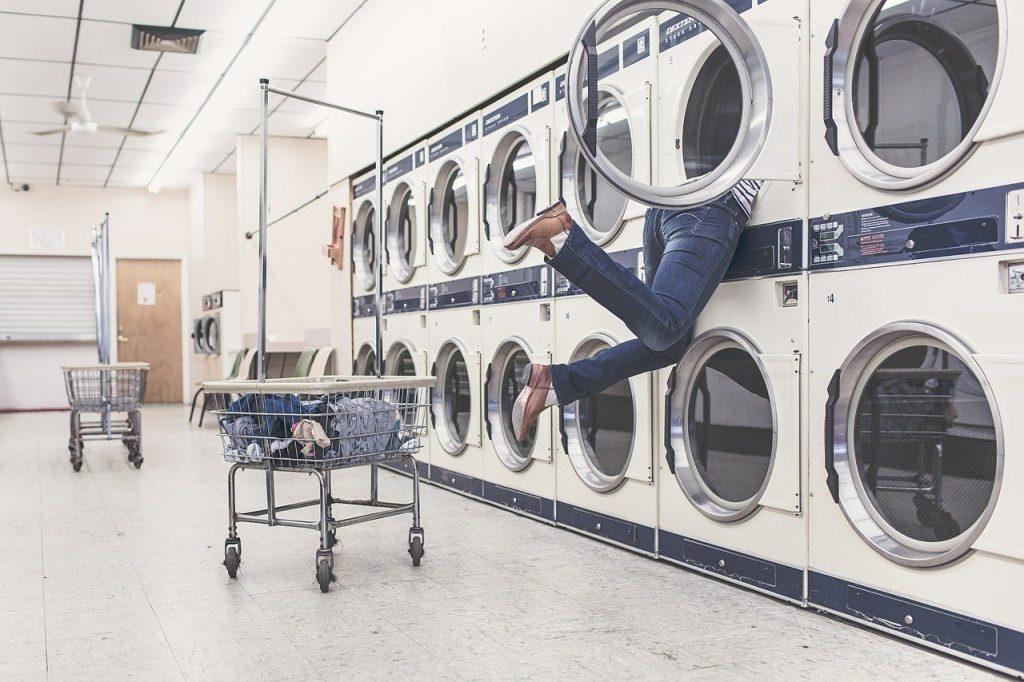 wasmachine op afbetaling
